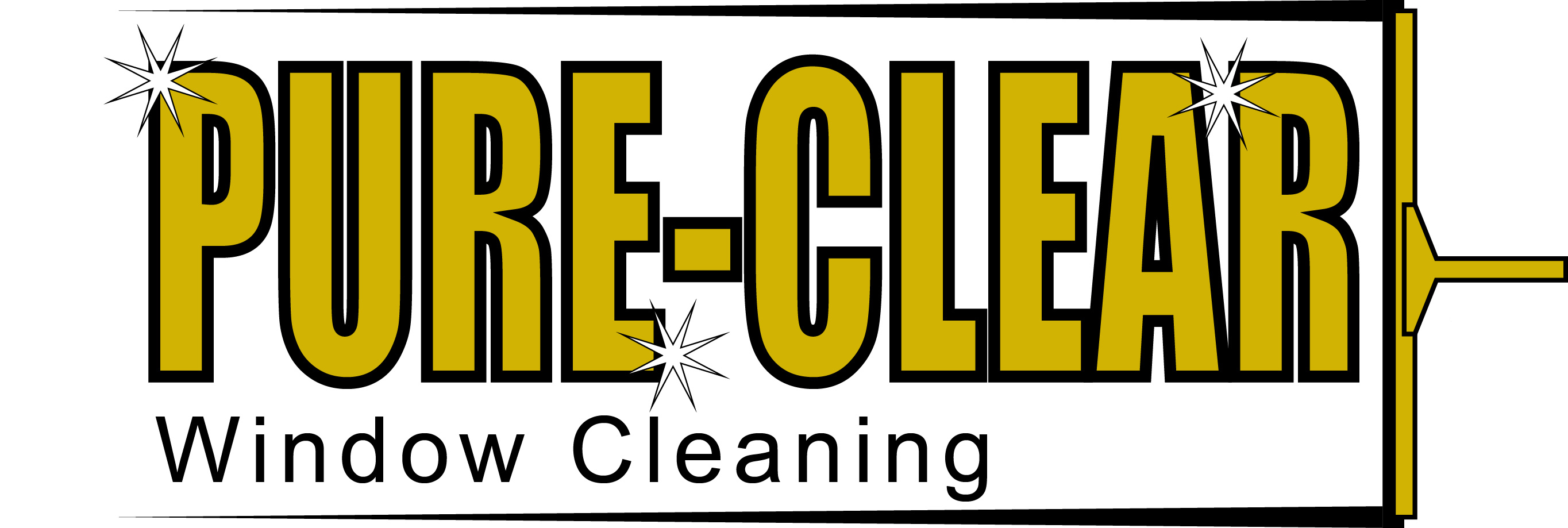 Pure-Clear Window Cleaning